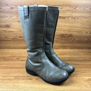 Keen Tyretread Olive Green Waterproof Boots
